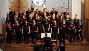 Auftritt des Gospelchor