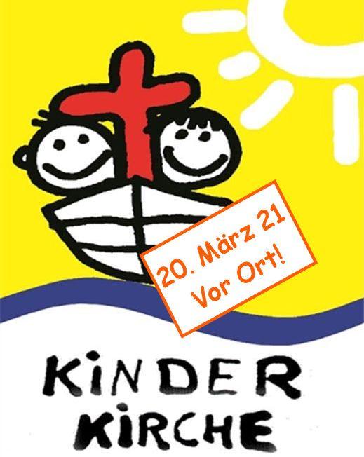 Kinderkirche im März 2021
