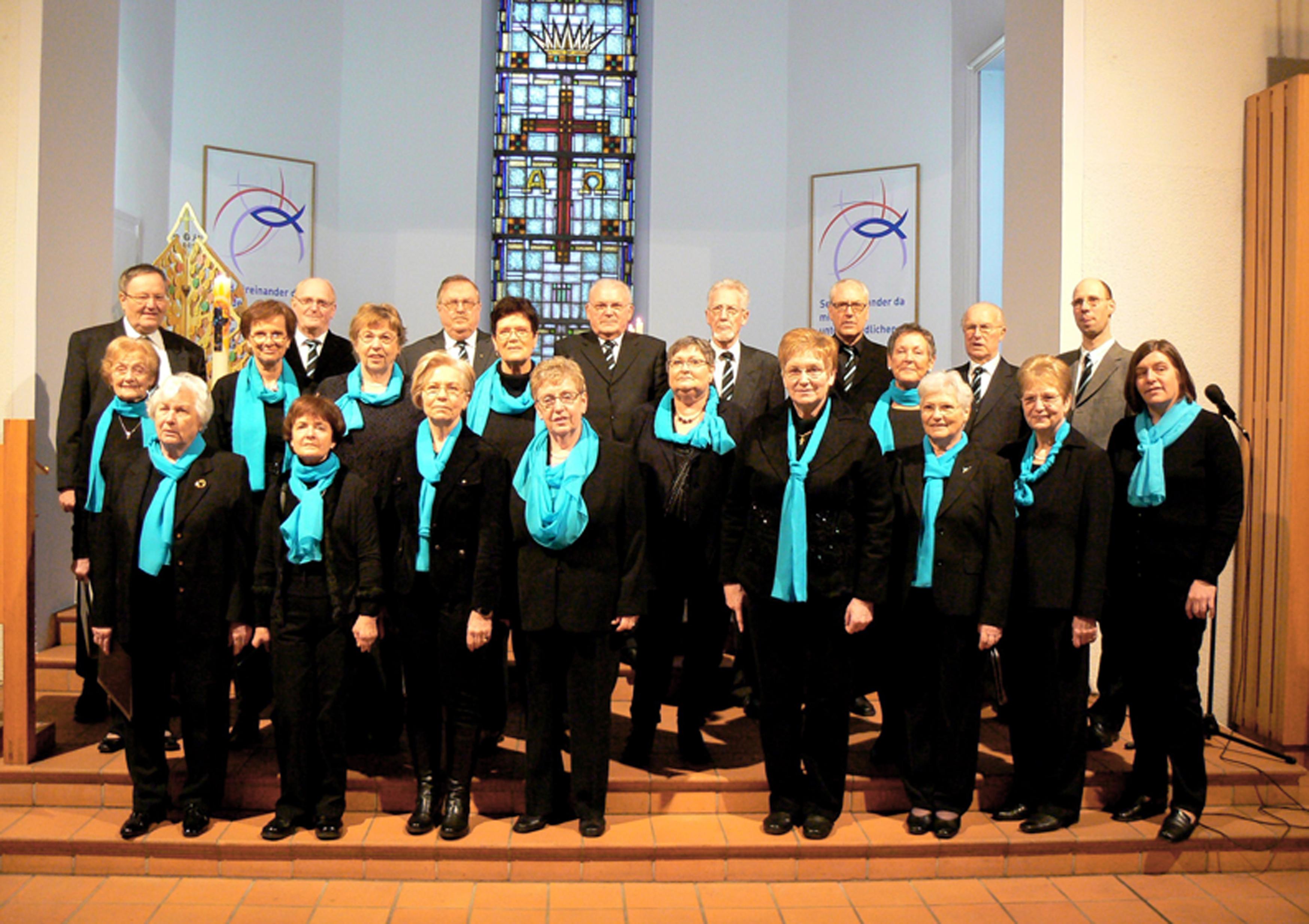 Unser Kirchenchor