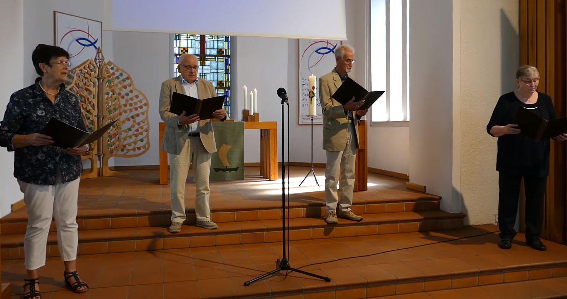 Unser Sonntag: 21.06.2020 – Ein Gruß zum 2. Sonntag nach dem Trinitatis-Fest