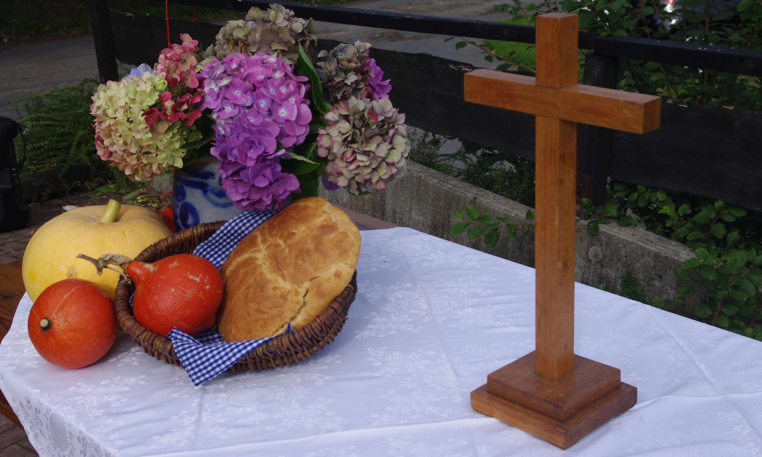Erntedank-Familiengottesdienst am Sonntag, den 04.10.2020