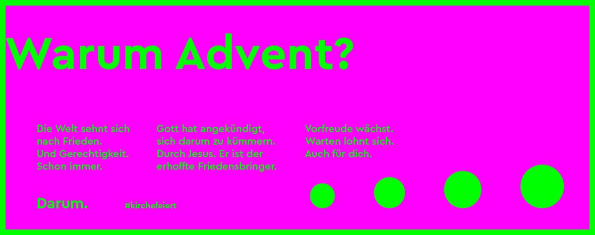 Warum Advent?